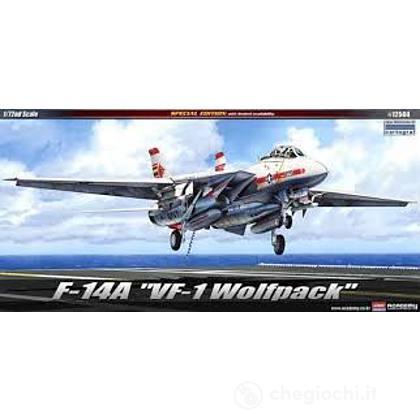 Aereo F - 14a Vf - 1 Wolfpack (AC12504)