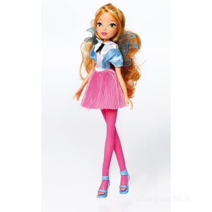 Flora Winx fairy college movie