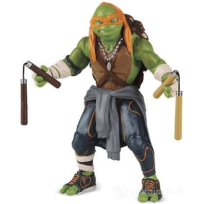 Michelangelo. Tartarughe Ninja Turtles Movie personaggio gigante