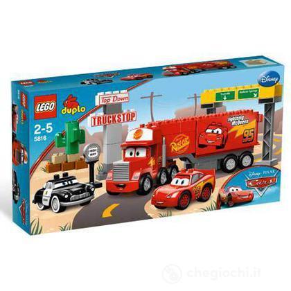 LEGO Duplo Cars - Il viaggio di Mack e Saetta (5816)