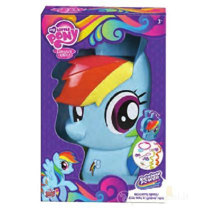 Valigetta capelli alla moda di Brandon Dash My Little Pony