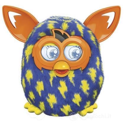 Furby Boom Sunny blu giallo