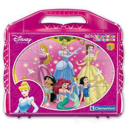 Princess - Cubi 12 pz