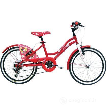 "Bicicletta Minnie 20"" - 5 velocità (25143)"