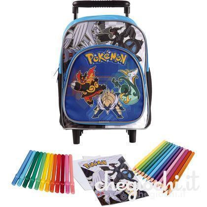 Mini trolley con colori Pokemon (86143)