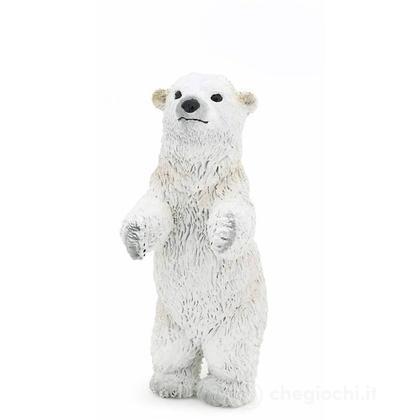 Bebe orso polare in piedi (50144)