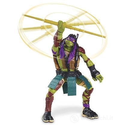Donatello. Tartarughe Ninja Turtles Movie personaggio deluxe