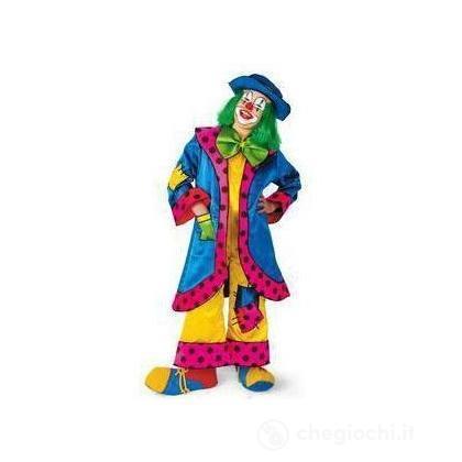 Costume Clown 7/9 anni (3039050)