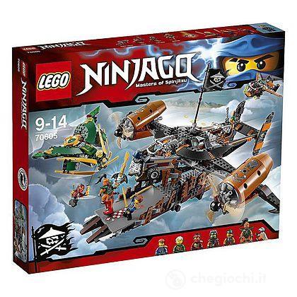 La fortezza della sventura - Lego Ninjago (70605)