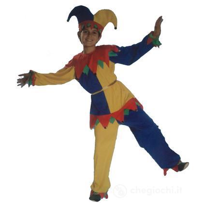 Costume Pagliaccio Jolly 7 - 9 anni