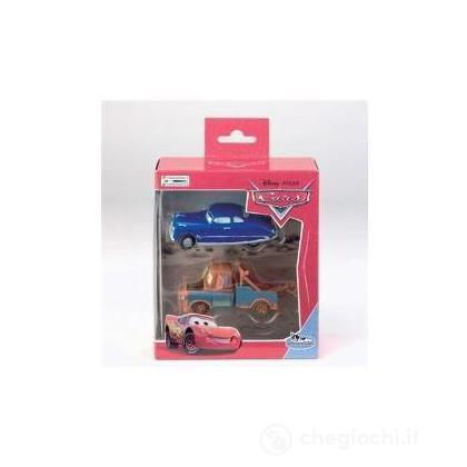 Cars Disney/Pixar double Pack Cricchetto + Doc Hudson (12148)