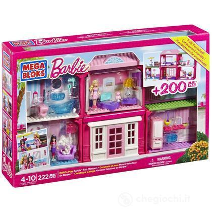 Barbie Build'n Play villa da sogno (80149U)