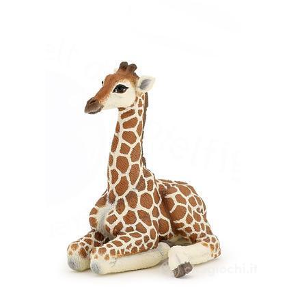 Bebè giraffa seduta (50150)