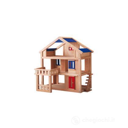 Casa con terrazza