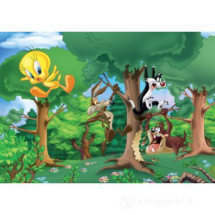 Looney Tunes nella foresta