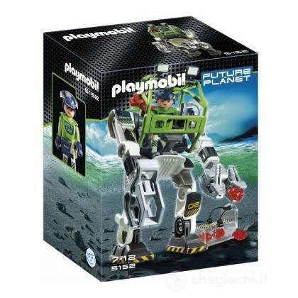 Robot articolato degli E-Rangers (5152)
