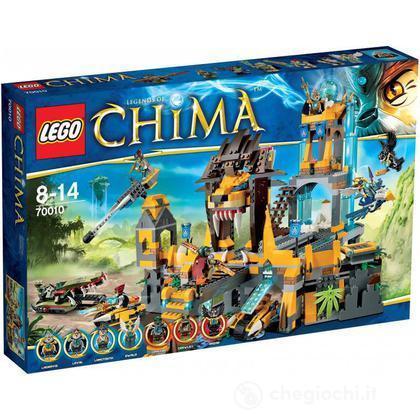 Il Tempio CHI dei Leoni - Lego Legends of Chima (70010)