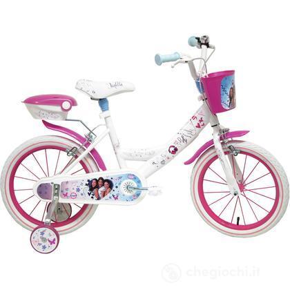 Bicicletta Violetta 16