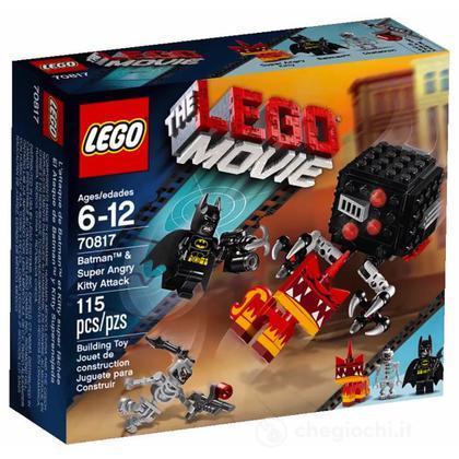 Batman e l'attacco di Furia Kitty - Lego Movie (70817)