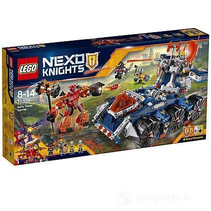 Il Porta-torre di Axl Lego Nexo Knights (70322)