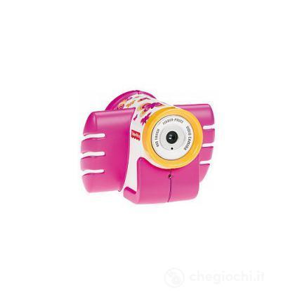 Videocamera rosa (T5158)