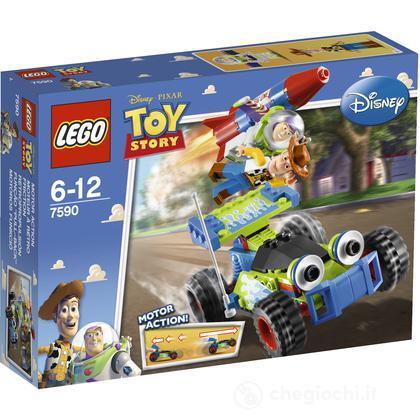 LEGO Toy Story - Woody e Buzz al salvataggio (7590)