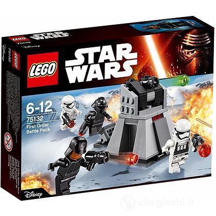 Battle pack Villain - Lego Star Wars (75132)
