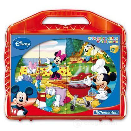 Mickey - Cubi 12 pz
