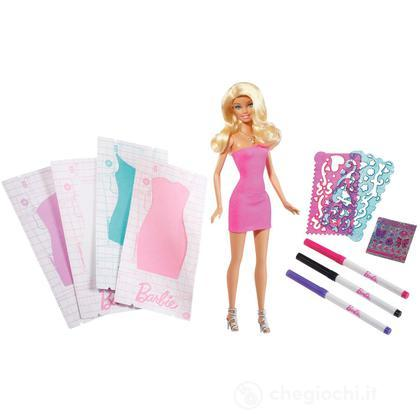 Barbie disegna con stile (W3923)