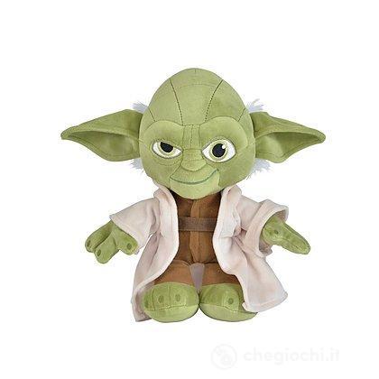 Peluche Yoda cm 25