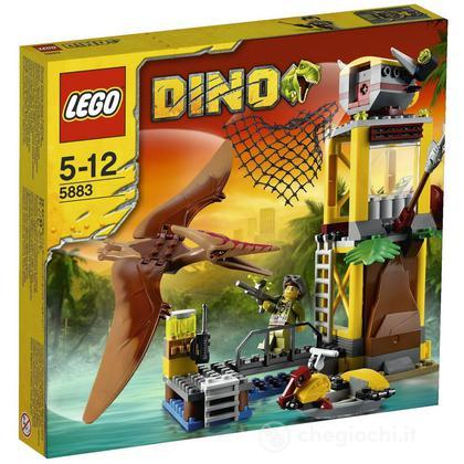 LEGO Dino - La torre del pteranodonte (5883)