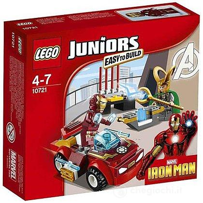 Iron Man contro Loki - Lego Juniors (10721)