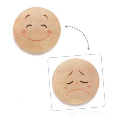 Faccina sorridente/triste (51164)