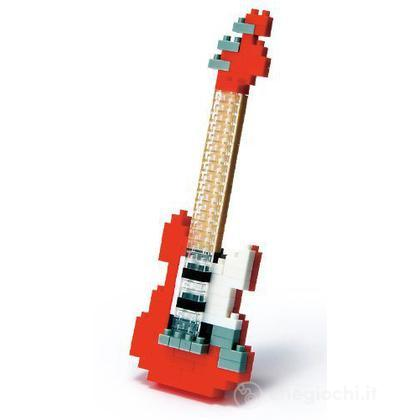 Mini - Chitarra elettrica rossa