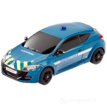 Renaultm Megane Rs Gendarmerie Radiocomandato scala 1:24 (63166)