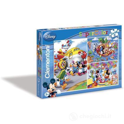Mickey 3 x 48 pezzi