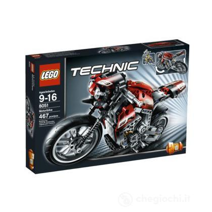 LEGO Technic - Motocicletta (8051)