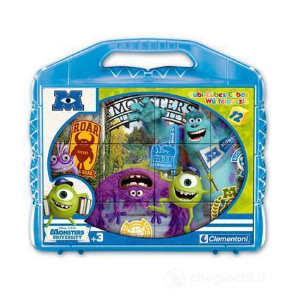 Monster University  - Cubi 12 pz