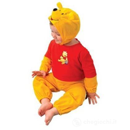 Costume Winnie the Pooh classic taglia per neonati (885817)