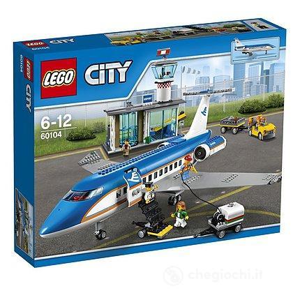 Terminal passeggeri Lego City (60104)