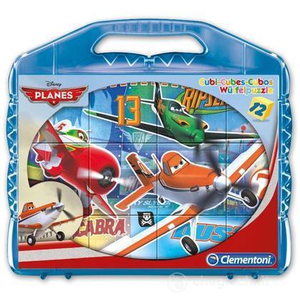 Valigetta 12 Cubi Planes (411720)