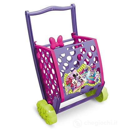 Minnie carrello della spesa con accessori