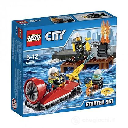 Starter set Pompieri - Lego City Fire (60106)