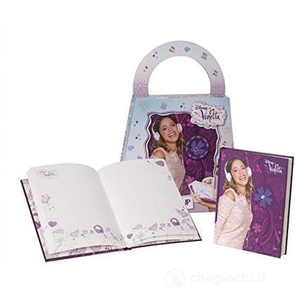 Diario Segreto con Luci Violetta Gift (87174)