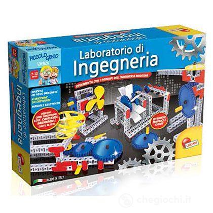 Piccolo Genio Laboratorio Di Ingegneria (51762)