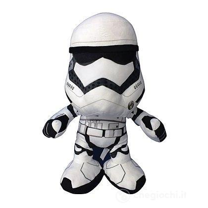 Peluche Star Wars Villain Trupper White 45 cm