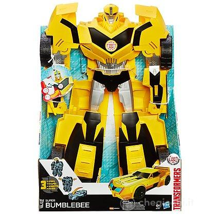 Transformers Super Bumblebee (B0757EU4)