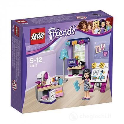 Il laboratorio creativo di Emma - Lego Friends (41115)