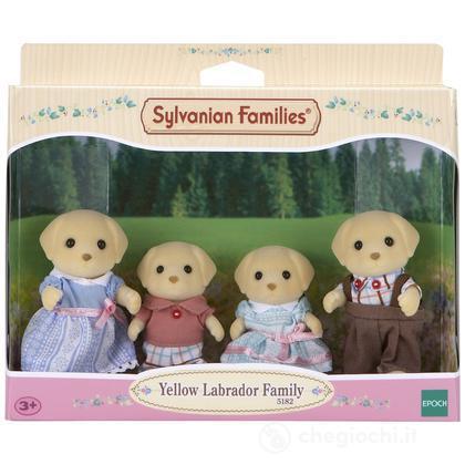 Famiglia Labrador creme caramel (5182)