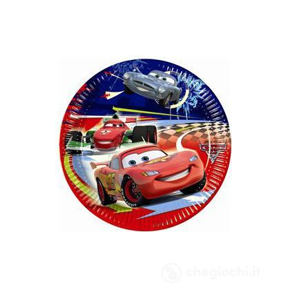 Piattini Cars 2 10 pezzi (5182)